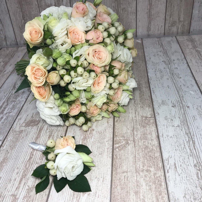 Свадебный букет 15