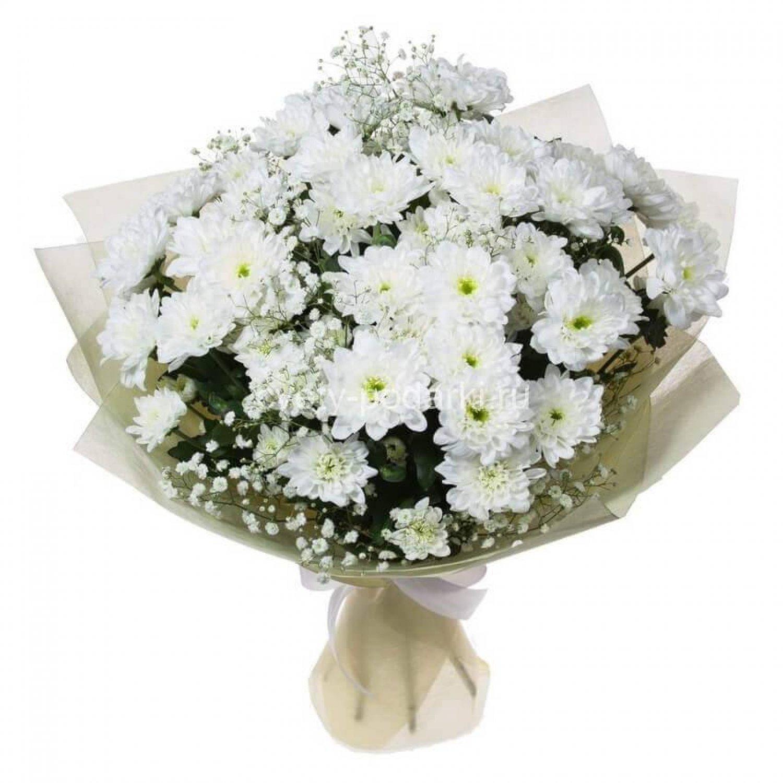 Букет Белая красавица